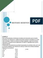 Metodo Morton Klein