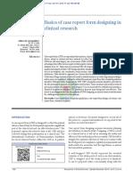 CRF designing.pdf