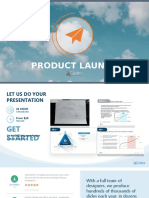 Product Launch-creative
