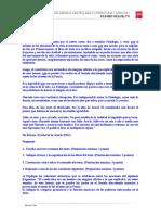 EXAMEN LITERATURA SELECTIVIDAD 2006