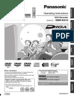 DIGA DMR-ES10