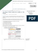 Cara Migrasi Website Sekolah dari Localhost ke Web Hosting __ Tutorial CMS Formulasi _ CMS Formulasi.pdf