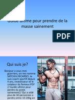 Guide ultime pour prendre de la masse propre.pdf
