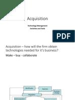 Session - 6 Acquisition- I & II - Copy