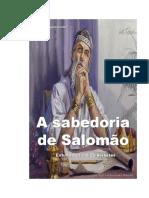 A sabedoria de salomão
