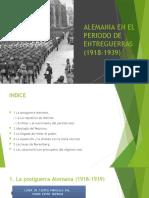 ALEMANIA EN EL PERIODO DE ENTREGUERRAS (1918-1939.pptx