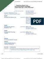 FIRSTLIGHT POWER RESOURCES, INC. et al v. ACE AMERICAN INSURANCE COMPANY et al Docket