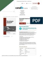 Tecnologia Assistiva_ Estudos Teóricos - Canal 6 Livraria