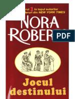 Nora Roberts - Jocul Destinului.pdf