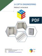 Product Catalogue & Price List Panel Box