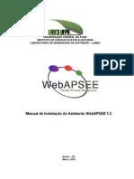 Manual Instalacao Webapsee 1.5