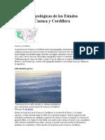 Provincias geológicas de los Estados Unidos
