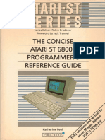 The Concise Atari ST 68000 Programmers Reference Guide.pdf