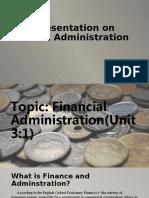 Public Administration ppt