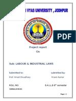 8 sem industrial law