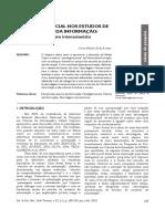 Paradigma social nos estudos de usuários da informação-abordagem interacionista