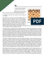 Apertura_cerrada en ajedrez