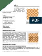 Notación_algebraica en Ajedrez