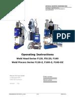 F120 - F160 Peco Manual