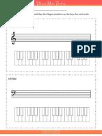 Blank Scales Worksheet