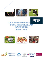 Cross Government Food Research Strategy