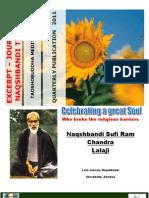 The International Journal of NAQSHBANDI TARIQAT - EXCERPT