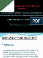 FUNDAMENTOS DE MARKETING(Imódulo-SAN JUAN B.ppt