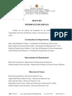 distribuição de serviço PDF