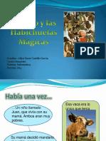 Libro Juanito-y-las-semillas-mágicas