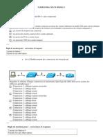 Exam en Final Cisco Module 1