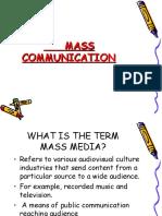 Mass Communication (1)