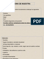 Toma Muestra - Frotis-Tincion - Reti - VHS 2020.pptx