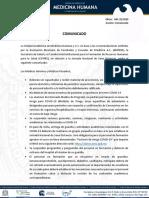 Comunicado Pregrado UAZ