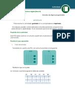 Actividad 1 - Circuitos de Logica Programable