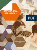 A formação da Gastronomia Brasileira