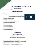 Manual Teologia Dogmatica Ludwig Ott p1