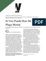 Si Uno Puede Huir De Una Plaga Mortal.pdf