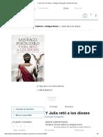 Y Julia retó a los dioses - Santiago Posteguillo _ Planeta de Libros