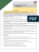 Plan de Trabajo Para El Grupo Cte 20 Marzo 2020 TECNICA 30