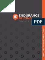 Endurance  WEB Catalogue.