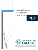 instructivo a clases virtuales caece