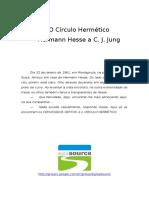 O círculo hermético - Serrano