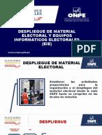 13. Despliegue del material Electoral - CLV.pptx