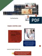 Family Center Care & Atraumatic Care
