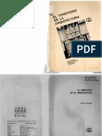 Gregotti, Vittorio (1972) El Territorio de la Arquitectura
