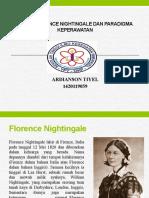 PPT Teori Florence Nightingale dan Paradigma Kep.