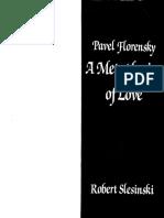 Slesinski_1984_Pavel Florensky a metaphysics of love