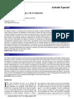 Biología del aprendizaje y la memoria
