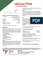 Conditioner P7NA - Tech Data Sheet (3V USA)