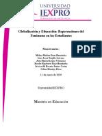 Globalización y Educación.docx
